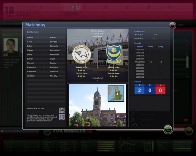 Fussball Manager 08  Archiv - Screenshots - Bild 39