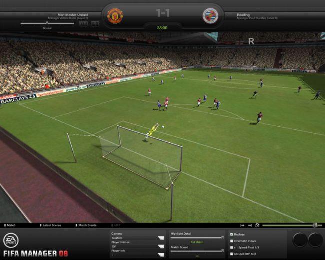 Fussball Manager 08  Archiv - Screenshots - Bild 45