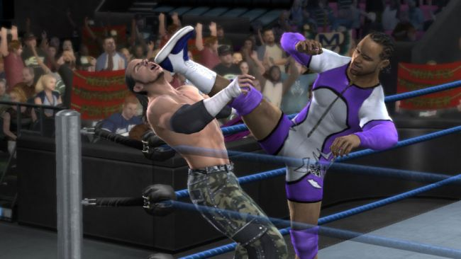 WWE SmackDown vs. Raw 2008  Archiv - Screenshots - Bild 5