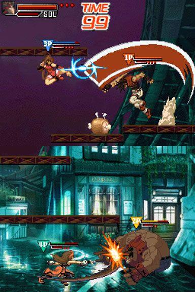 Guilty Gear: Dust Strikers (DS)  Archiv - Screenshots - Bild 3