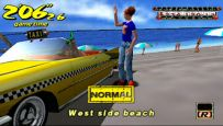 Crazy Taxi: Fare Wars (PSP)  Archiv - Screenshots - Bild 9