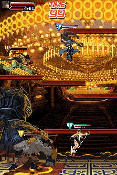 Guilty Gear: Dust Strikers (DS)  Archiv - Screenshots - Bild 4