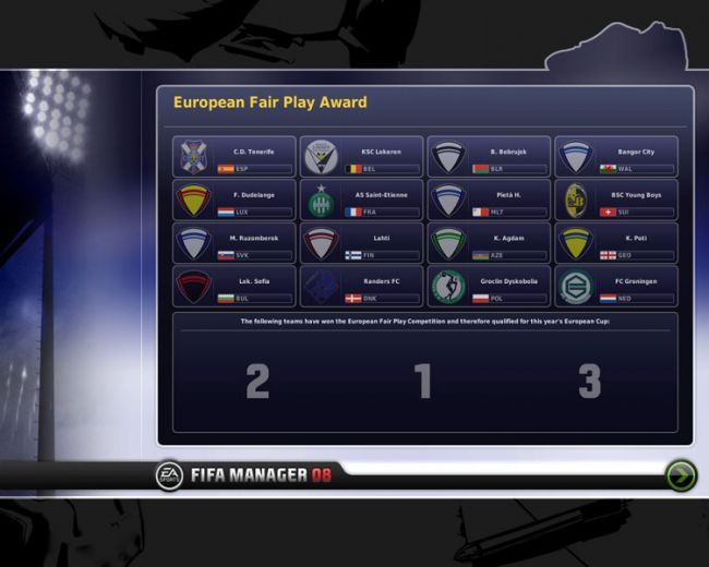 Fussball Manager 08  Archiv - Screenshots - Bild 29