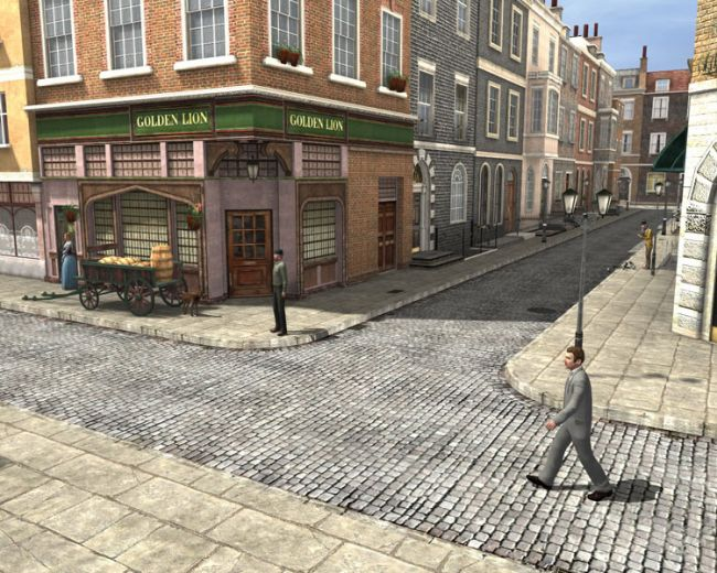 Sherlock Holmes jagt Arsène Lupin  Archiv - Screenshots - Bild 26