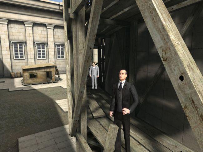 Sherlock Holmes jagt Arsène Lupin  Archiv - Screenshots - Bild 38