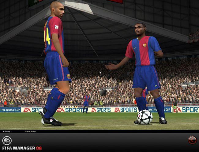 Fussball Manager 08  Archiv - Screenshots - Bild 43