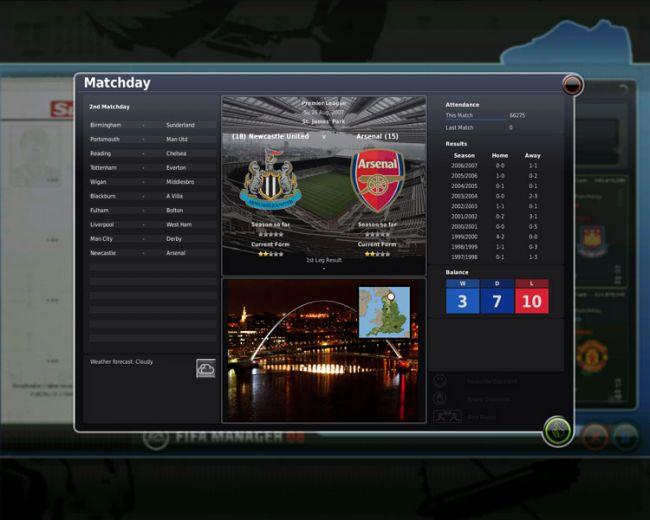 Fussball Manager 08  Archiv - Screenshots - Bild 37