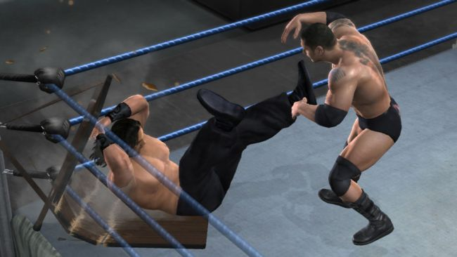 WWE SmackDown vs. Raw 2008  Archiv - Screenshots - Bild 4