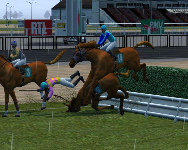 Pferderennsport Manager  Archiv - Screenshots - Bild 3