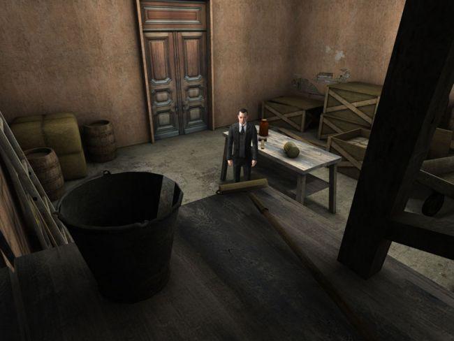 Sherlock Holmes jagt Arsène Lupin  Archiv - Screenshots - Bild 39
