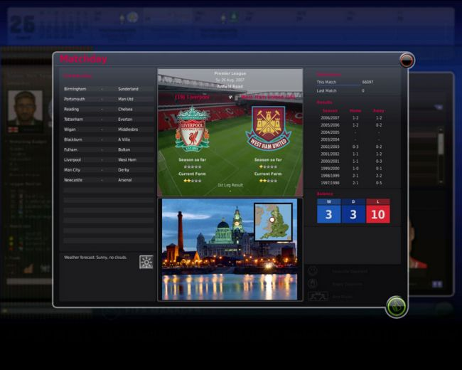 Fussball Manager 08  Archiv - Screenshots - Bild 38