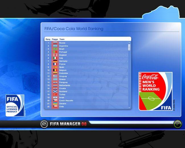 Fussball Manager 08  Archiv - Screenshots - Bild 31