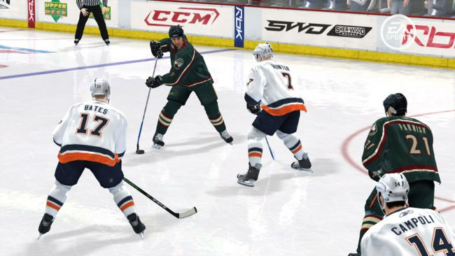 NHL 08  Archiv - Screenshots - Bild 7