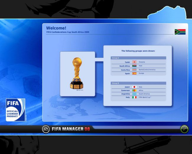 Fussball Manager 08  Archiv - Screenshots - Bild 24