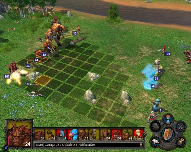 Heroes of Might & Magic 5: Tribes of the East  Archiv - Screenshots - Bild 18