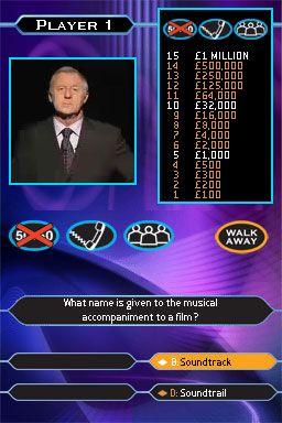 Wer wird Millionär? (DS)  Archiv - Screenshots - Bild 5