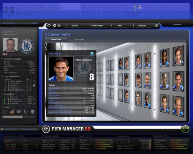 Fussball Manager 08  Archiv - Screenshots - Bild 46