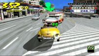Crazy Taxi: Fare Wars (PSP)  Archiv - Screenshots - Bild 8