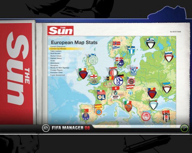 Fussball Manager 08  Archiv - Screenshots - Bild 27