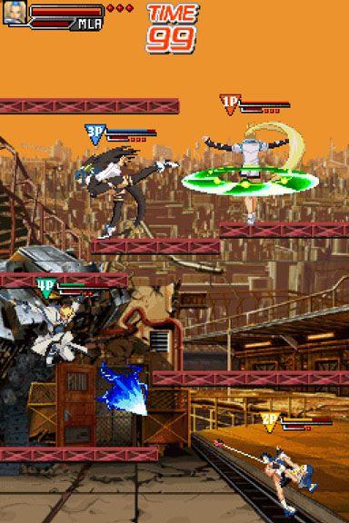 Guilty Gear: Dust Strikers (DS)  Archiv - Screenshots - Bild 5