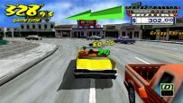 Crazy Taxi: Fare Wars (PSP)  Archiv - Screenshots - Bild 5