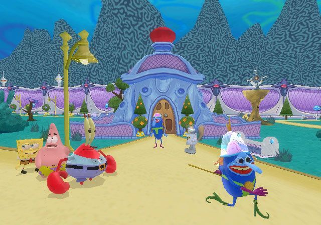 SpongeBobs Atlantisches Abenteuer Archiv - Screenshots - Bild 3