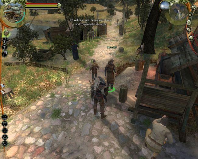 Witcher  Archiv - Screenshots - Bild 17