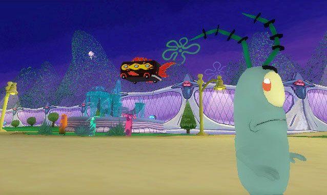 SpongeBobs Atlantisches Abenteuer Archiv - Screenshots - Bild 6