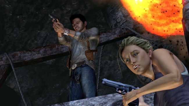 Uncharted: Drakes Schicksal  Archiv - Screenshots - Bild 16