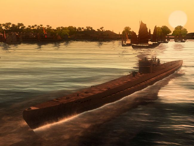 Silent Hunter 4: Wolves of the Pacific: U-Boat Missions Archiv - Screenshots - Bild 15