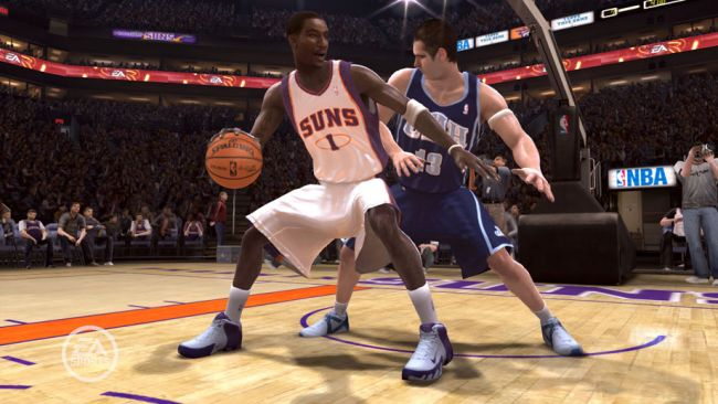NBA Live 08  Archiv - Screenshots - Bild 13
