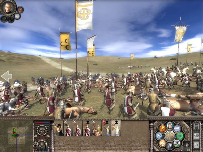 Medieval 2: Total War Kingdoms  Archiv - Screenshots - Bild 17