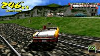 Crazy Taxi: Fare Wars (PSP)  Archiv - Screenshots - Bild 4