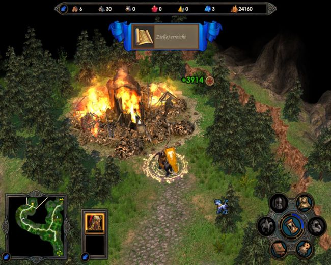Heroes of Might & Magic 5: Tribes of the East  Archiv - Screenshots - Bild 12