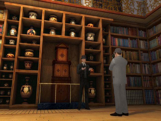 Sherlock Holmes jagt Arsène Lupin  Archiv - Screenshots - Bild 16