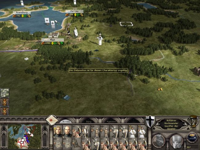Medieval 2: Total War Kingdoms  Archiv - Screenshots - Bild 4