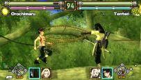 Naruto: Ultimate Ninja Heroes (PSP)  Archiv - Screenshots - Bild 4