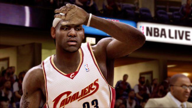 NBA Live 08  Archiv - Screenshots - Bild 4