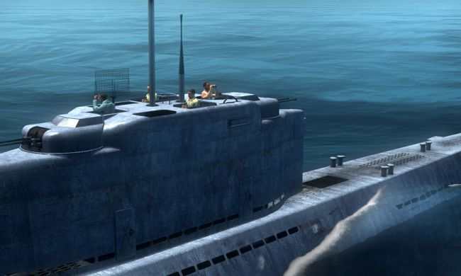 Silent Hunter 4: Wolves of the Pacific: U-Boat Missions Archiv - Screenshots - Bild 13