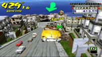 Crazy Taxi: Fare Wars (PSP)  Archiv - Screenshots - Bild 3