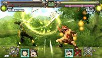 Naruto: Ultimate Ninja Heroes (PSP)  Archiv - Screenshots - Bild 6