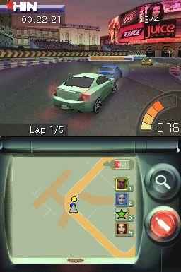 Juiced 2: Hot Import Nights (DS)  Archiv - Screenshots - Bild 6