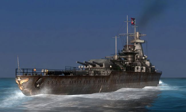 Silent Hunter 4: Wolves of the Pacific: U-Boat Missions Archiv - Screenshots - Bild 12