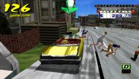 Crazy Taxi: Fare Wars (PSP)  Archiv - Screenshots - Bild 2