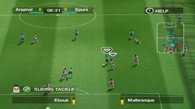 FIFA 08  Archiv - Screenshots - Bild 2