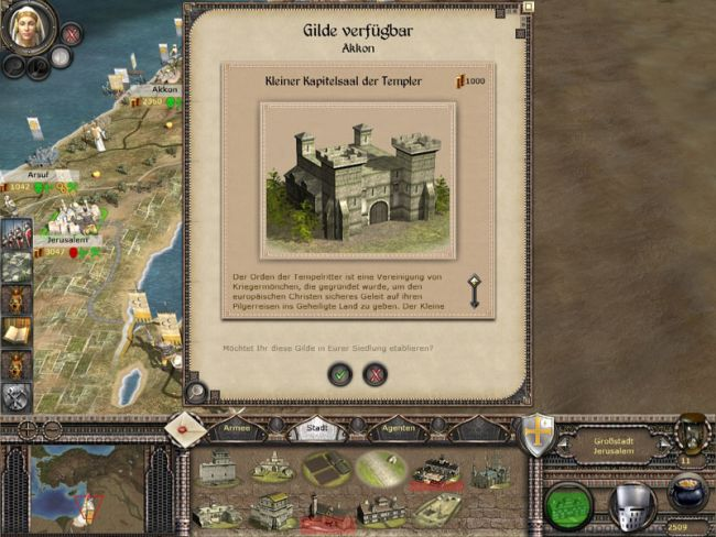 Medieval 2: Total War Kingdoms  Archiv - Screenshots - Bild 16