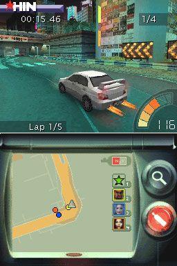 Juiced 2: Hot Import Nights (DS)  Archiv - Screenshots - Bild 2