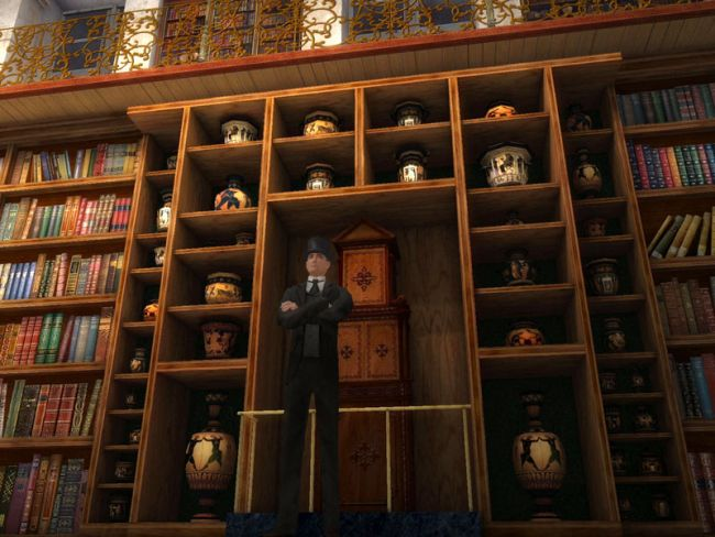 Sherlock Holmes jagt Arsène Lupin  Archiv - Screenshots - Bild 15