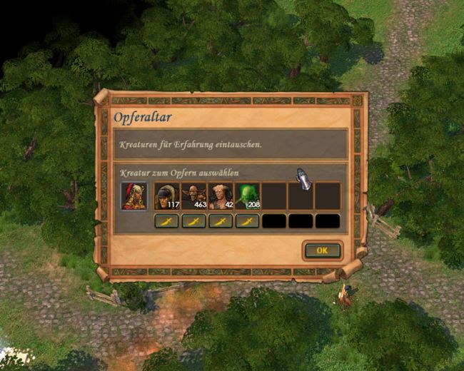 Heroes of Might & Magic 5: Tribes of the East  Archiv - Screenshots - Bild 8