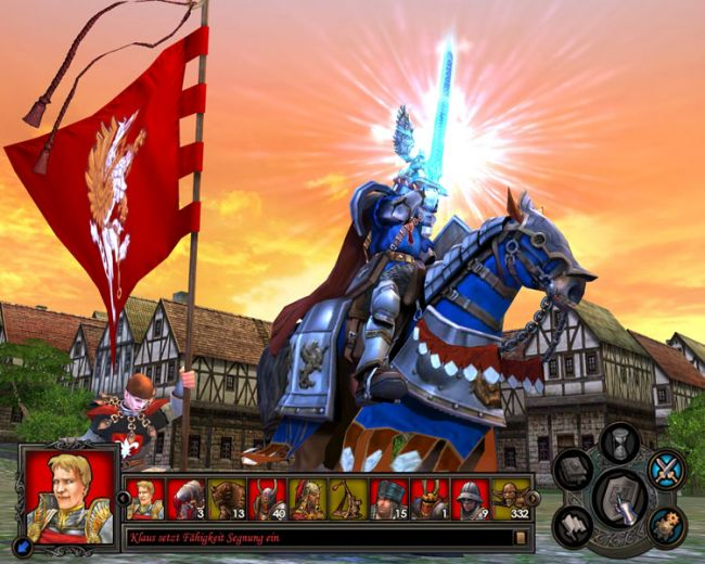 Heroes of Might & Magic 5: Tribes of the East  Archiv - Screenshots - Bild 10